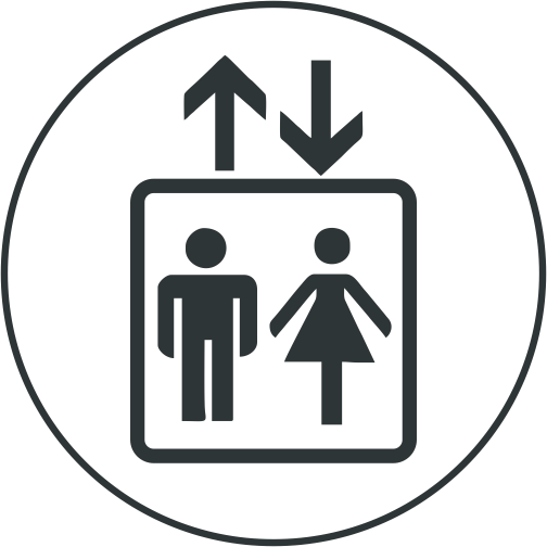 Lift átjelző